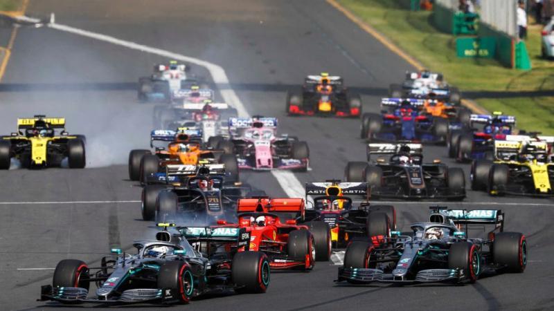 Dominasi Mercedes sukses dibelah Ferrari dan Red Bull pada 2019, potensi lanjut ke 2020. (Foto: formula1)