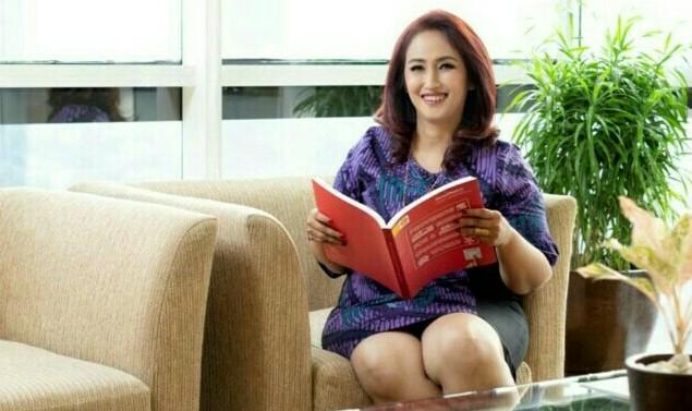 Dian Andysauri, wanita pertama yang menduduki posisi puncak di Shell Indonesia. (foto : ist)