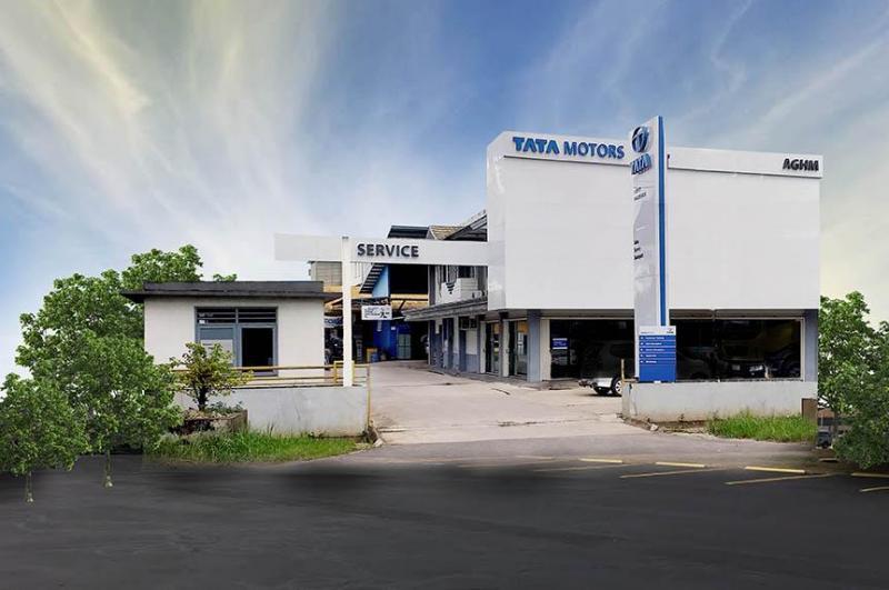 Bekerjasama dengan PT. Autogriya Handal Mandiri, dealer 3S kendaraan komersial Tata Motors beralamat di Jl. Adisucipto Km 5.5 No. 41-42, Kubu Raya Pontianak, Kalimantan Barat.