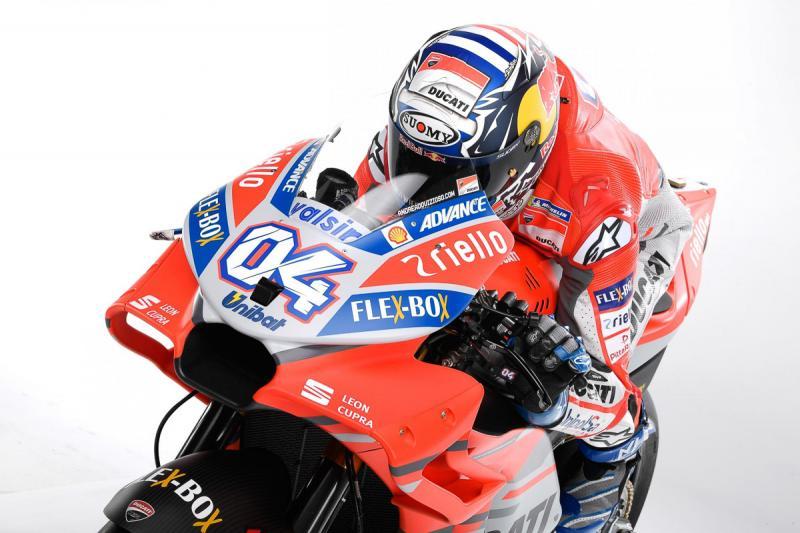 Andrea Dovizioso (Ducati), tiga musim berturut hanya nomor dua. (Foto: bikesrepublic)