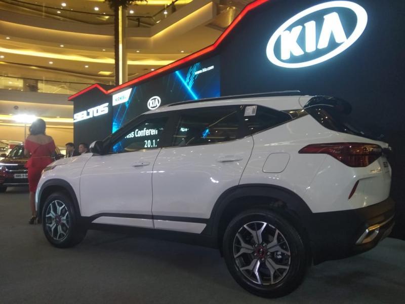 Awal tahun 2020 ini, dibuka dengan meluncurkan All New KIA Seltos di Jakarta (20/1/2020). (anto)