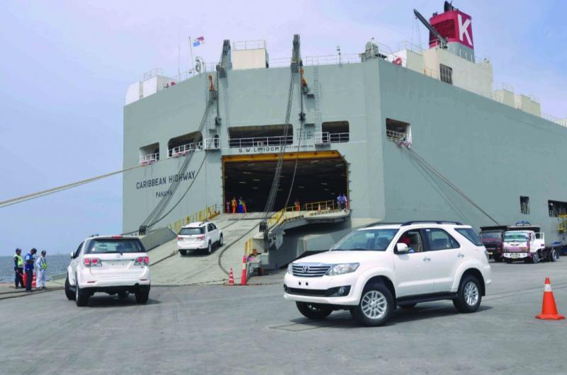 Ekspor Toyota Fortuner dan Rush masih mendominasi