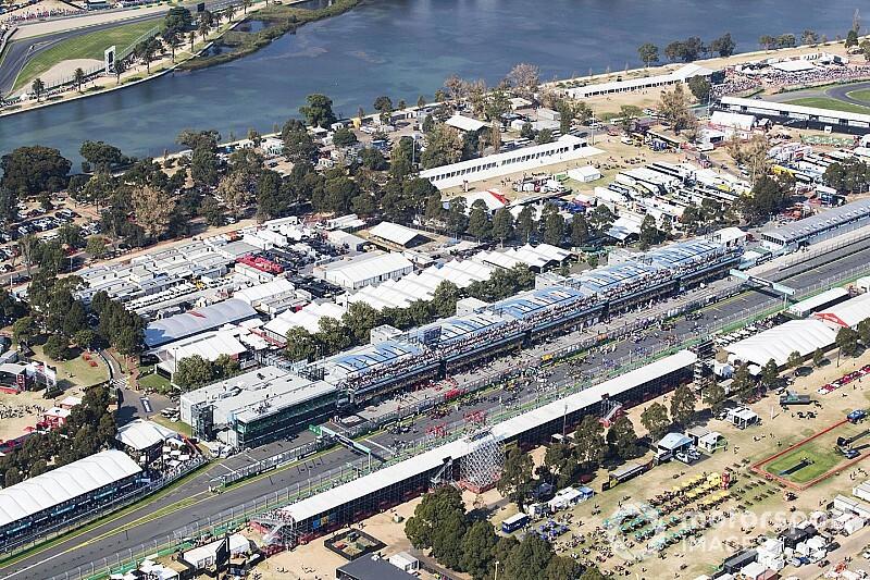 Lintasan F1 di tengah Albert Park Melbourne, Australia kembali jadi sorotan penggiat lingkungan. (Foto: motorsport)