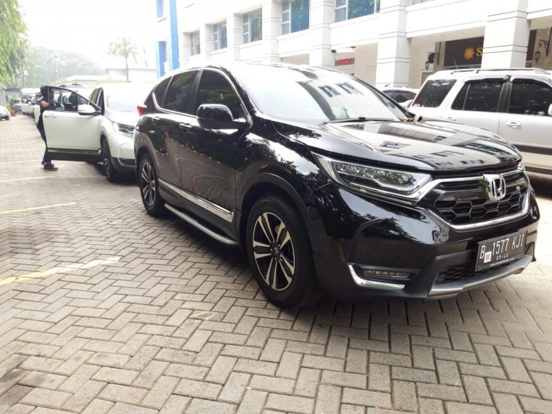 20 tahun di Indonesia, Honda CR-V terjual 213.241 unit