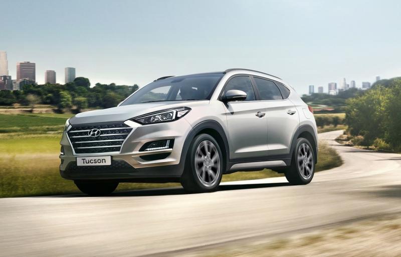New Hyundai Tucson yang tersedia dalam pilihan mesin Gasoline 2.0 NU MPi Atkinson dan CRDi EVGTurbo 2.000 cc (diesel). (ist)