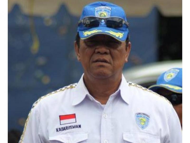 Ketum IMI Jawa Tengah Kadarusmam sampaikan permohonan maaf telah membawa persoalan MXGP Semarang 2018 ke ranah publik dan menjadi konsumsi media. (Foto : Jatengtoday)