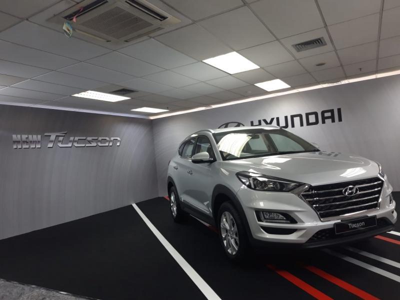 New Hyundai Tucson, hadir dengan beragam penyegaran eksterior, interior, hingga fitur safety