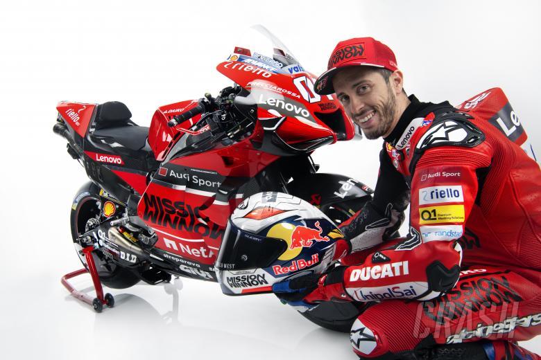 Andrea Dovizioso (Italia/Ducati), diprediksi kembali jadi lawan utama Marc Marquez musim 2020. (Foto: crash)