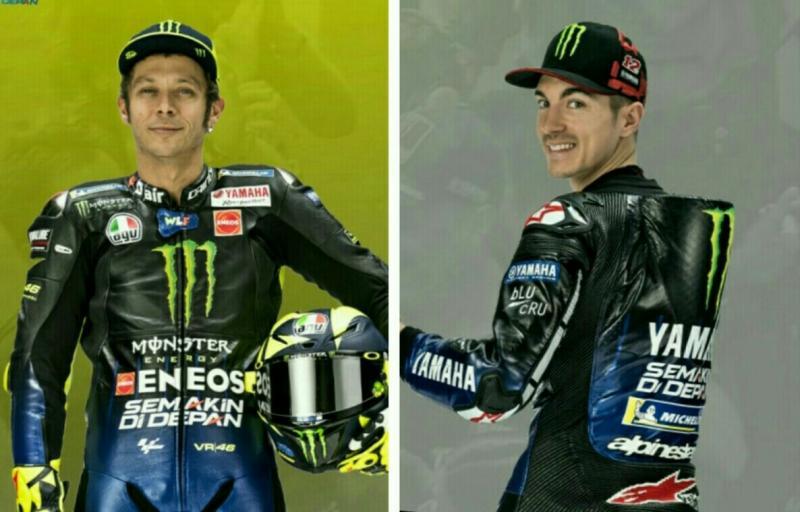 Rossi dan Vinales akan temui penggemar setianya di Jakarta pada meet & great