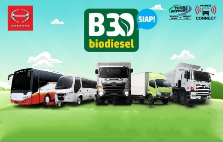 Sejak tahun 2010 hingga saat ini, Hino terus melakukan riset dan pengembangan produk khusus untuk biodiesel.