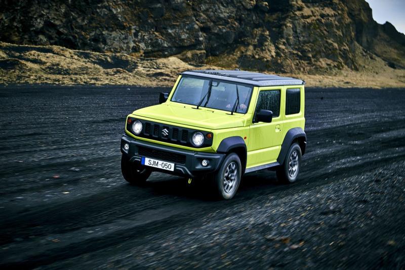Karena aturan emisi, untuk sementara Suzuki Jimny stop penjualan di Eropa (ist)
