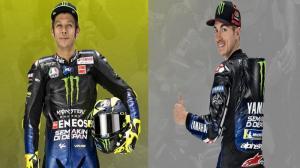 Mau Bertemu Langsung Valentino Rossi dan Maverick Vinales? Begini Caranya