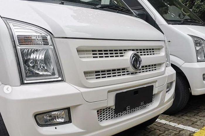 Tampilan model anyar kendaraan niaga DFSK bocor di sosial media (foto:instagram)