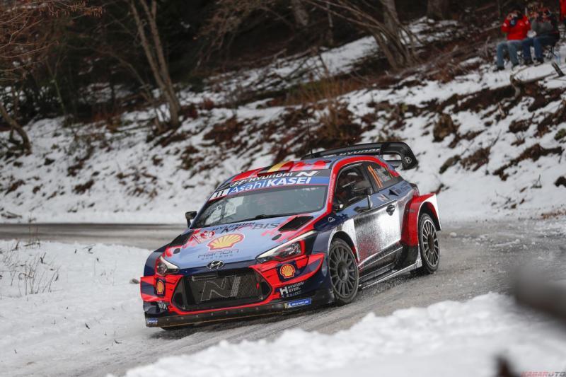 Pereli Hyundai Motorsport, Thiery Neuvile berjaya di seri pembuka WRC 2020 Monte Carlo (ist)