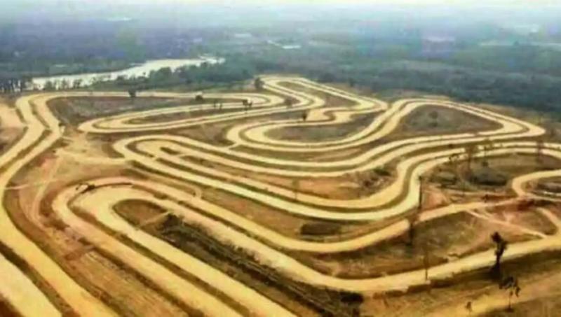 Swarnadwipa Nusantara Circuit Muara Bungo dengan panjang lintasan 7,4 km akan jadi pembuka kejurnas sprint dan speed rafly 2020.