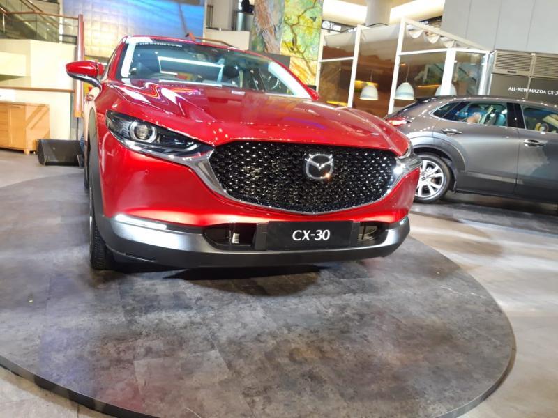 Mazda CX-30 resmi dijual untuk pasar Indonesia