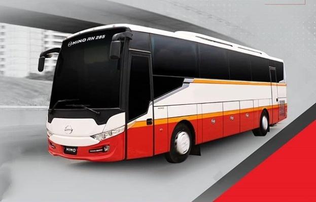 Hino Bus RN 285 common rail yang dimiliki oleh PO Sinar Jaya dan PO Harapan Jaya, armada-armadanya berhasil menempuh jarak 1.000.000 KM tanpa sekalipun dilakukan overhaul.(Hino)