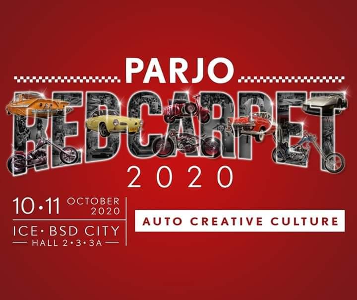 Tahun 2020 jadi tahun kedua penyelenggaraan PARJO Red Carpet.