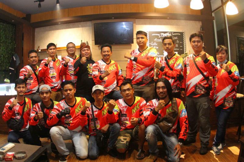Begini Kemeriahan Kopdar Wajib Perdana NCC Chapter Tangerang