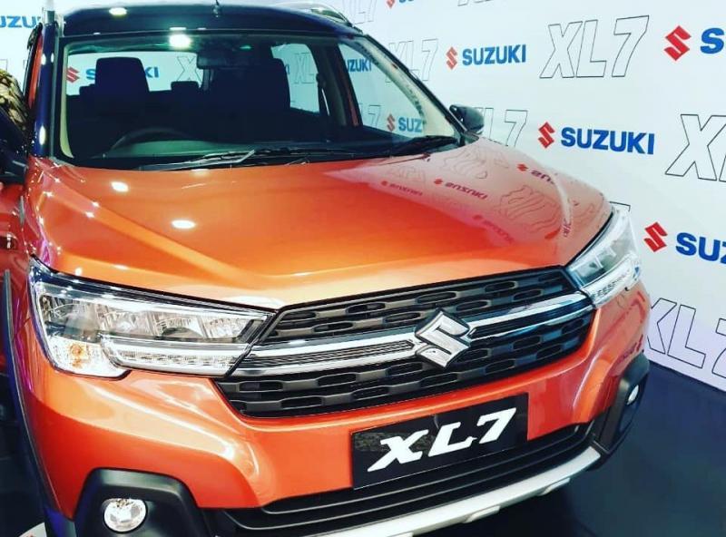 Suzuki XL7 dipastikan meluncur pada tanggal 15 Februari 2020 (ist)b