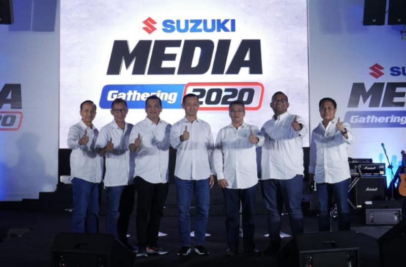 Pencapaian performa Suzuki roda dua di 2019