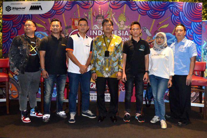 Lima produk lokal Indonesia ikut berpameran di Osaka Automesse, Jepangb