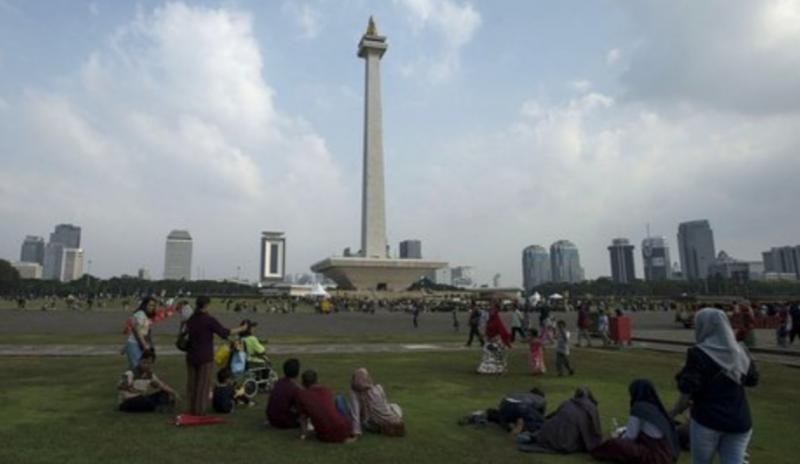 Ada cagar budaya di Monas, Formulir E dilarang digelar di kawasan Monas Jakarta