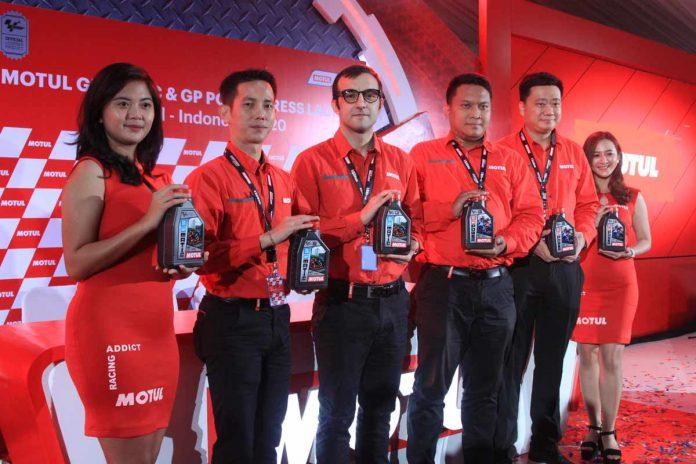 Motul Indonesia perkenalkan dua pelumas berlisensi MotoGP yakni Motul GP Power dan Motul GP Matic