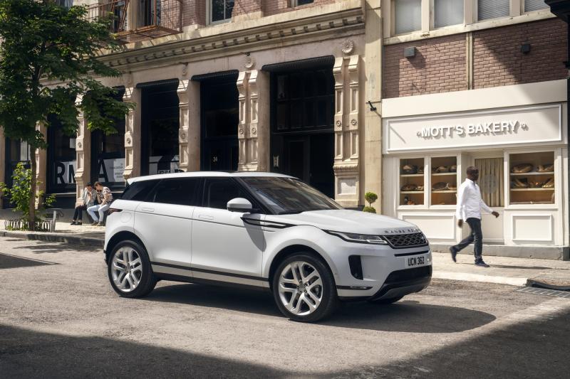 Range Rover Evoque salah satu finalis World Car of the year 2020 (ist)