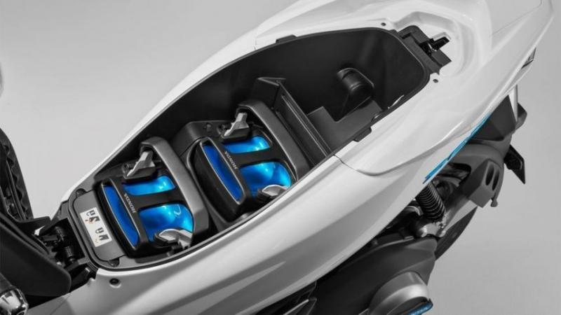 Baterai menjadi salah satu komponen utama sepeda motor listrik (ist)