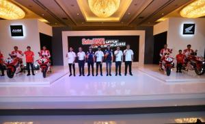 Ini Dia Formasi Pembalap Astra Honda Yang Siap Kibarkan Merah Putih Dan Harumkan Indonesia
