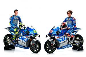 Suzuki Resmi Luncurkan Tim Balap Suzuki Ecstar MotoGP 2020