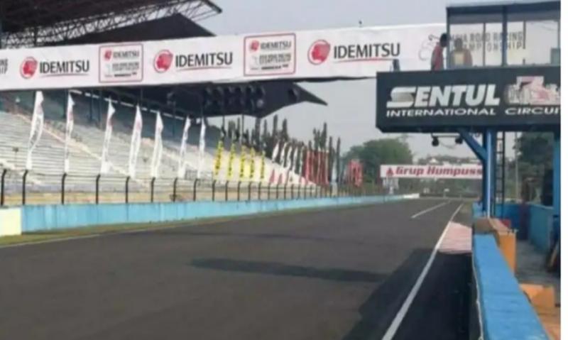 Sentul International Circuit susah untuk ajang Formula E limpahan dari Monas karena bukan wilayah DKI