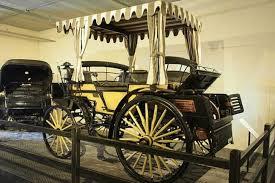 Tonggak awal mobil pertama ditetapkan pada tahun 1894, yaitu Benz Victoria Phaeton dan telah tiba di Pulau Jawa.(istimewa)