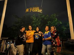 Riang Coffee: Thanks To Lady Bikers Indonesia, Kalian Luar Biasa