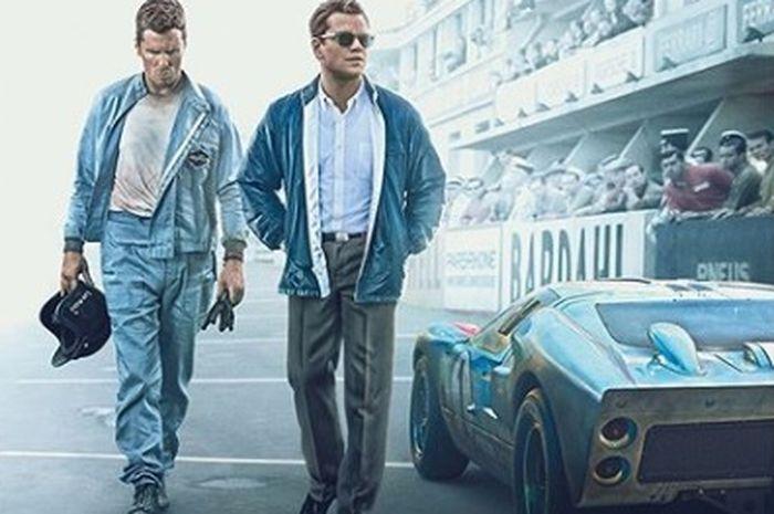 Ford v Ferrari, salah satu film tersukses keluaran tahun 2019 (ist)