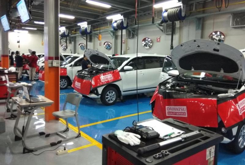 Selain riset produk, langkah lainnya yakni memperkuat kualitas layanan purna jual dan menambah jaringannya hingga ke pelosok wilayah Indonesia. (anto)