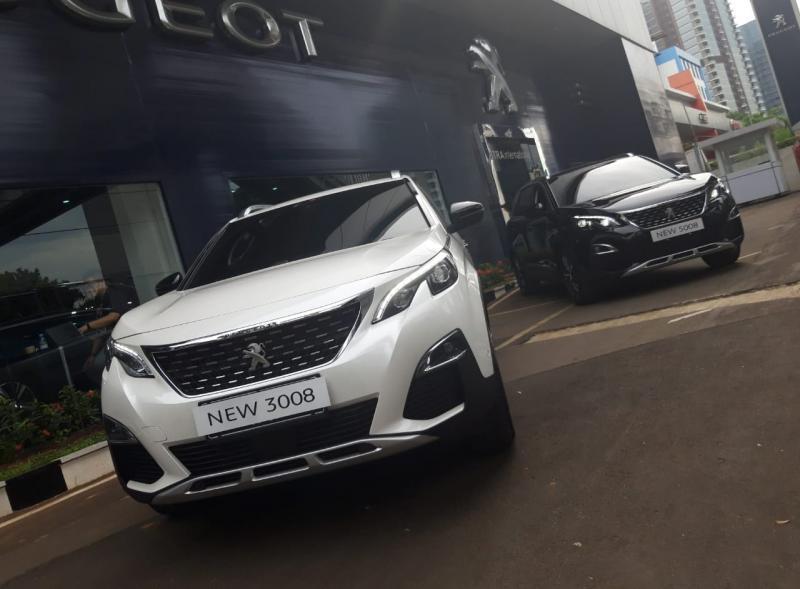 Astra Peugeot Indonesia luncurkan varian Allure Plus untuk model 3008 dan 5008