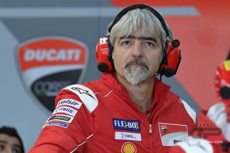 GM Ducati Corse Luigi Dall`Igna, tetap optimis menuju tes lanjutan di Qatar. (Foto: gpone)