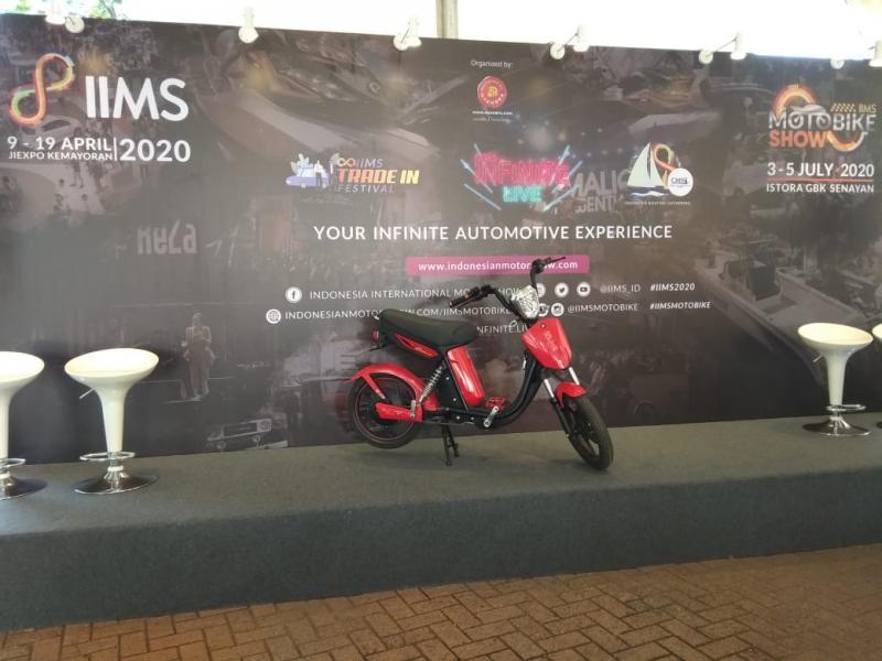 Pada IIMS 2020 nanti, lebih dari 20 APM sudah berkomitmen akan meriahkan pagelaran otomotif akbar ini. (anto)