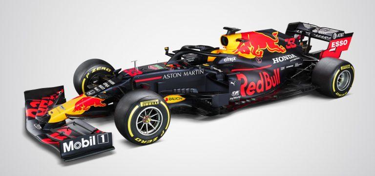 Red Bull RB16, mobil F1 Red Bull Racing untuk musim kompetisi 2020 (ist)