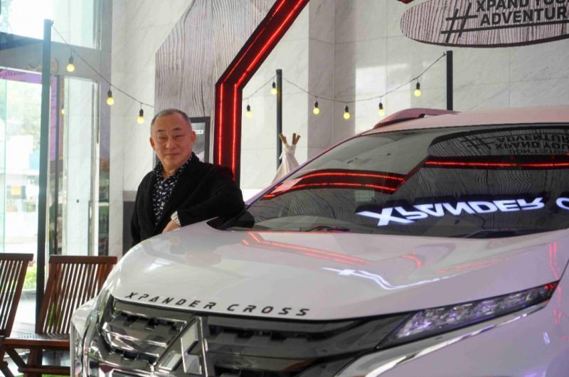 Kunimoto, desainer Mitsubishi Xpander alumni Musashino Art University Jepang