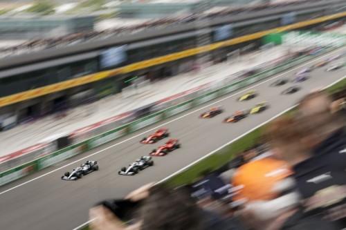 Setelah Formula E di Sanya kini balap F1 di Shanghai dibatalkan. (Foto: formulaspy)