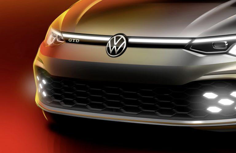 Bakal meluncur di Geneva Motor Show 2020, generasi anyar VW Golf GTD bikin penasaran (ist)