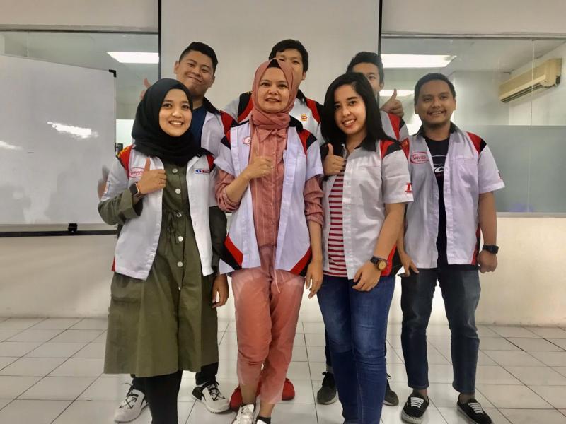Toyota Yaris Club Indonesia (TYCI) melaksanakan Serah Terima Jabatan (Sertijab) Ketua Umum TYCI periode 2018 – 2020
