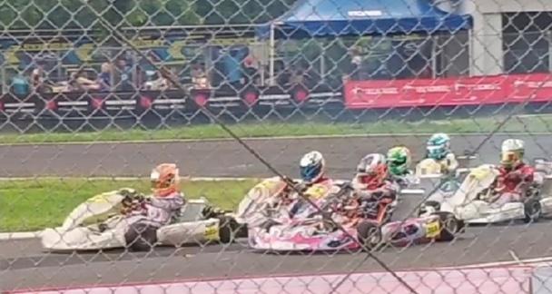 Pegokart Indonesia bersaing di kelas Formula 125 Junior AKOC 2020 Sentul