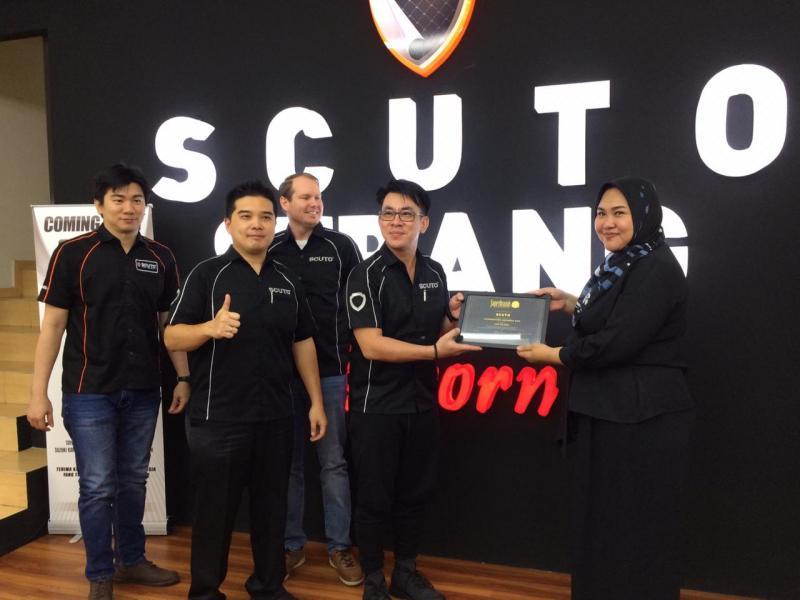 Penghargaan yang diberikan oleh Superbrands Indonesia ini berdasarkan hasil survey Nielsen yang dilakukan pada enam Kota Besar di Indonesia. (ist)
