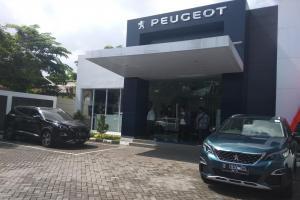 Dealer Peugeot Solo beralamat di JL. Adi Sucipto no. 135C, Jajar, Laweyan, Surakarta, Jawa Tengah. (anto)