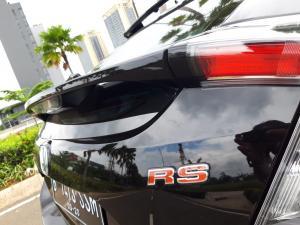 Logo RS di mobil Honda adalah kepanjangan dari Road Sailing
