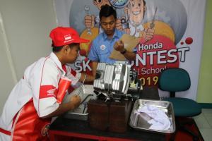 Kompetisi Vokasi Astra Honda Skill Contest, Saring SDM Unggul